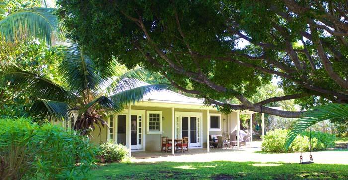 Hale Alaula Cottage