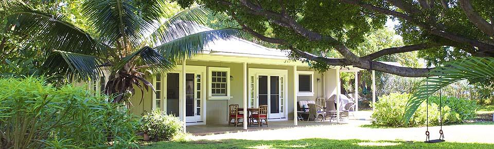 Hale Alaula Cottage, Kekaha