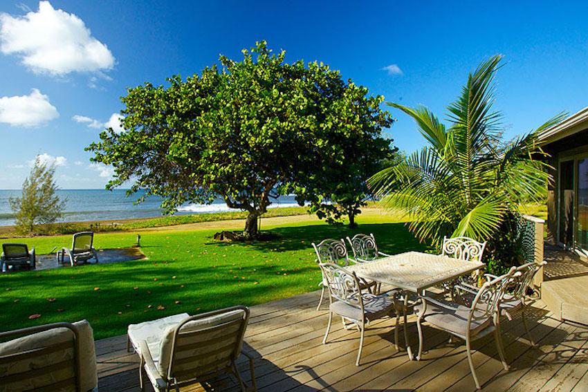 Kauai Beach House Reservation